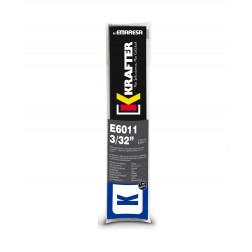 Electrodo 6011 3/32 X Kg Krafter