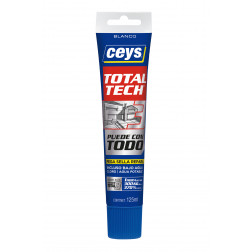 SELLADOR POLIURETANO 125ML BCO TOTALTECH CEYS