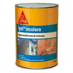 Impermeabilizante 1gl. Igol Incoloro Sika.