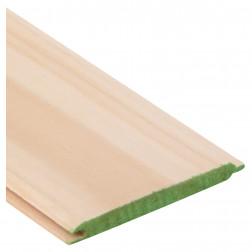 TABLA CIELO 1/2*4*3.20MT*PQTE 12UND PINO