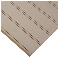 Mdf Ranurado Maple 5.5mm*1.22*2.44mt Masisa