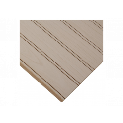 Mdf Ranurado Blanco 5.5mm*1.22*2.44mt Masisa