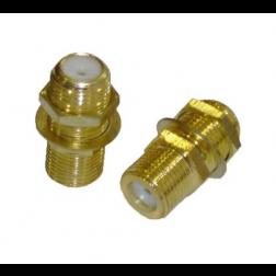 Acople Para Cable Coaxial Macrotel