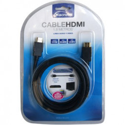 Cable Audio/video Hdmi 1.8mt Basico Fiddler