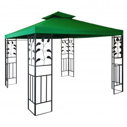 Pergola 3*3mt Verde Bighouse