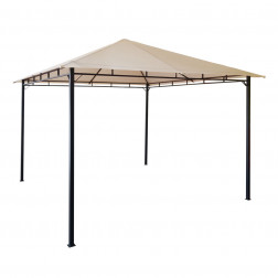 Pergola 3*3mt Beige Bighouse