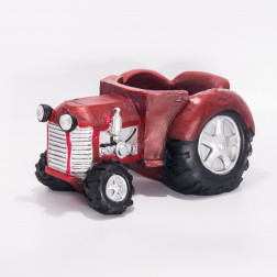 Macetero Tractor 38cm Bighouse