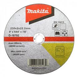 Disco C/inox 9'' D-18792 Makita