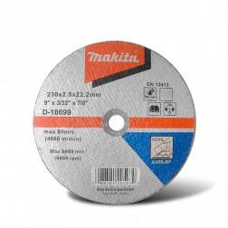 DISCO C/METAL 9 D-18699/D-19956 MAKITA