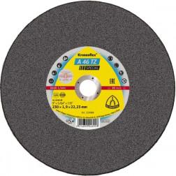 DISCO C/INOX 7 PLANO A46TZ SPECIAL KLINGSPOR