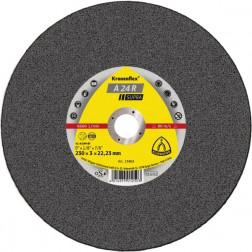 DISCO C/METAL 4 1/2 PLANO A24R SUPRA KRONENFLEX