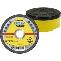 DISCO C/INOX 4 1/2 PLANO A960TZ  KLINGSPOR