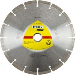 DISCO DIAM.4 1/2 SEGMENTADO DS60T/DT60U KLINGSPOR