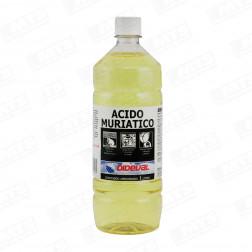 Acido Muriatico Env 1lt Passol