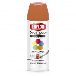 Spray Esmalte Naranjo Secado Rap. Krylon