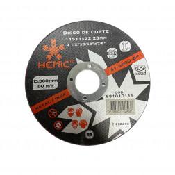 Disco C/multiproposito 41/2'' Fino 3m