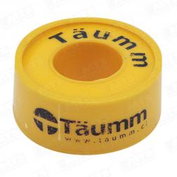 Teflon P/gas 3/4'' Amarillo Taumm