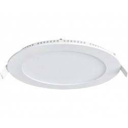 Panel Led 6w Circ Emb Blanco 4000k L/n Unilux