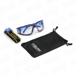 Lente D/seguridad Spy Flex Dual Claro Steelpro