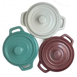 Cacerola Mini Ceramica Keep