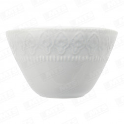 BOWL 13CM VICTORIANO BLANCO DECOEXPRESS
