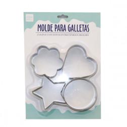 MOLDE GALLETAS BIX