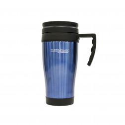 Termo Agua 420ml Mug Acero Azul