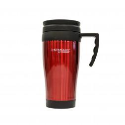 Termo Agua 420ml Mug Acero Rojo