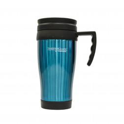 Termo Agua 420ml Mug Acero Turquesa