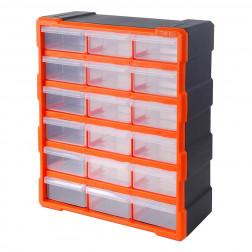 Caja Organizadora 47.5x38.5 Plast N320634 Tactix