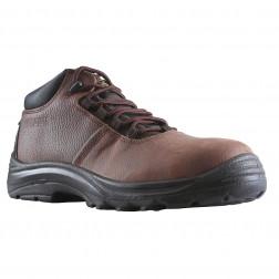 Zapato Seg Thor N39 Cafe Pu Nazca