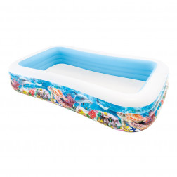 PISCINA INFLABLE 305*183*56CM ARRECIFE INTEX