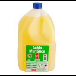 Acido Muriatico Env.5lt Qca.universal