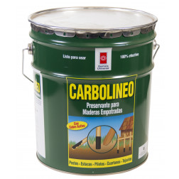 Carbolineo Lata 17lts Quimica Universal