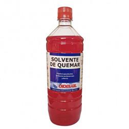 SOLVENTE DE QUEMAR ENV 1LT DIDEVAL