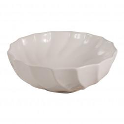 Lavatorio Ceramica 45cm Blanco Bighouse