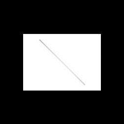 BARRA CLOSET ECON 1.5MT BLANCA DVP