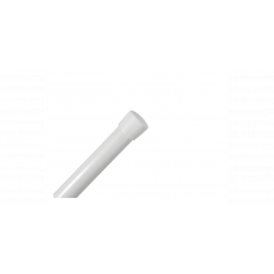 BARRA CLOSET ECON 1,8MT BLANCO DVP
