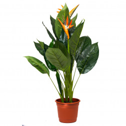 PLANTA ARTIFICIAL FLOR DEL PAJARO BIGHOUSE
