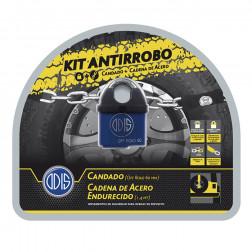 Candado 60mm  Cadena 10x1400 Off Road Odis