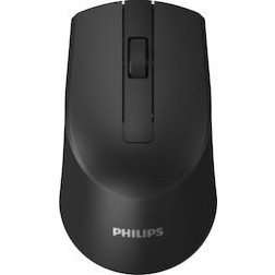 Mouse Inalambrico 2.4 Ghz 7374 Negro Philips