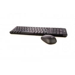 Teclado P/computador  Mouse Negro