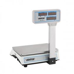 Balanza 40kg Sobremesa Con Visor Aereo Ventus