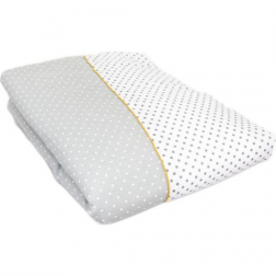 Cobertor Cuna Coronita Ines Johnson