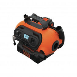 Inflador P/neumaticos 12v 3 En 1 Bdinf20b2c Black And Decker