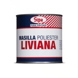 MASILLA POLIESTER LIVIANA 700GRS SIPA