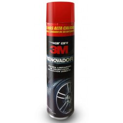 RENOVADOR DE NEUMATICOS SPRAY CAR CARE 480CC 3M