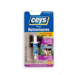 Adhesivo Retrovisor Jeringa 1gr Ceys