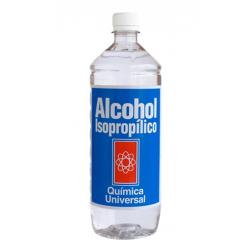 ALCOHOL ISOPROPILICO 1LT QUIMICA UNIVERSAL