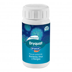 Desinfectante Dryquat 250sl Env 100cc Amonio Cuaternario Anasac